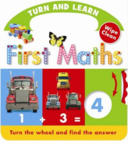 TURN AND LEARN: FIRST MATHS