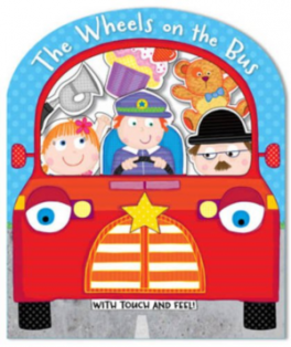 SING-ALONG FUN: THE WHEELS ON THE BUS