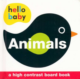 HELLO BABY BOARD BOOKS: ANIMALS