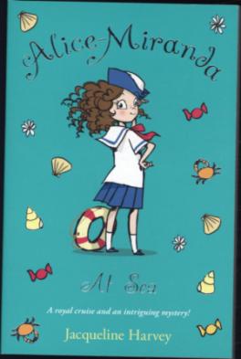 ALICE-MIRANDA AT SEA: BOOK 4