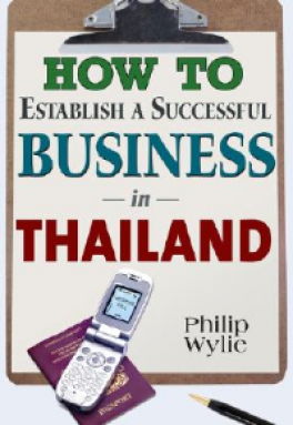 HOW TO ESTABLISH A SUCCESSFUL BUSINESS IN THAILAND