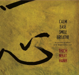 CALM, EASE, SMILE, BREATHE: CD AND TRAVELLING ALTAR
