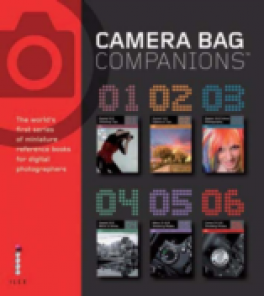 CAMERA BAG COMPANIONS: DIGITAL SLR BLACK & WHITE