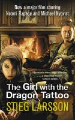 GIRL WITH THE DRAGON TATTOO, THE (FILM TIE-IN EDITION)