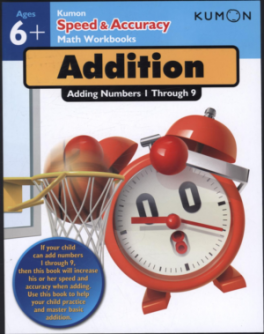 SPEED & ACCURACY: ADDING NUMBER 1-9