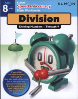 SPEED & ACCURACY: DIVIDING NUMBER 1-9