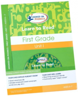 LEARN TO READ FIRST GRADE UNIT 1