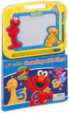 LEARNING SERIES: SESAME STREET: COUNTING WITH ELMO