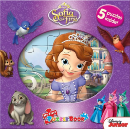 MY FIRST PUZZLE BOOK: DISNEY SOFIA THE FIRST