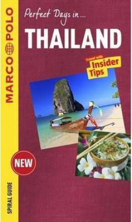 MARCO POLO SPIRAL GUIDE THAILAND