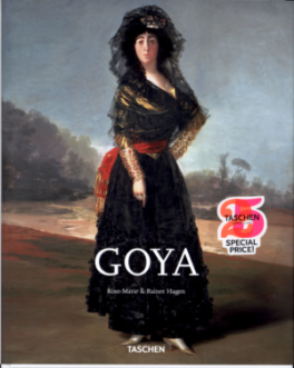 GOYA (25 YEARS OF TASCHEN)
