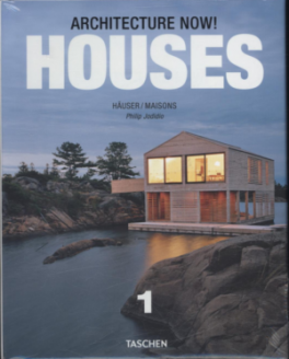 ARCHITECTURE NOW! HOUSES VOL.1