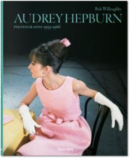 BOB WILLOUGHBY: AUDREY HEPBURN PHOTOGRAPHS 1953-1966