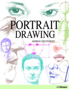 PORTRAIT DRAWING: INCLUDES A PLOTTING GRID AND A GRAY SCALE TO HELP YOU WORK OUT DIFFERENT LEVELS OF SHADING
