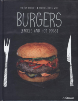 BURGERS, (BAGELS AND HOT DOGS)