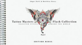 TATTOO MASTERS FLASH COLLECTION-PART I: SELECTED STYLES AROUND THE WORLD