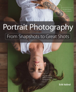 PORTRAIT PHOTOGRAPHY FROM SNAPSHOTS TO GREAT SHOTS