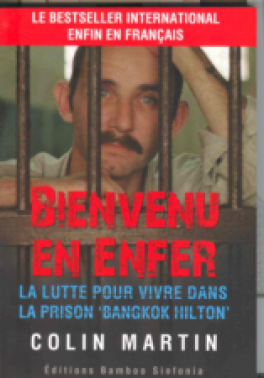 BIENVENU EN ENFER (FRENCH EDITION OF WELCOME TO HELL)