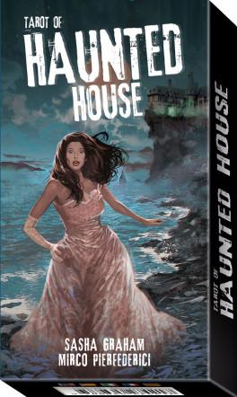 HAUNTED HOUSE TAROT (EX241)