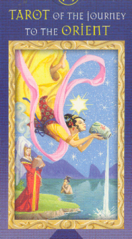 TAROT OF THE JOURNEY TO THE ORIENT (CODE: EX54)