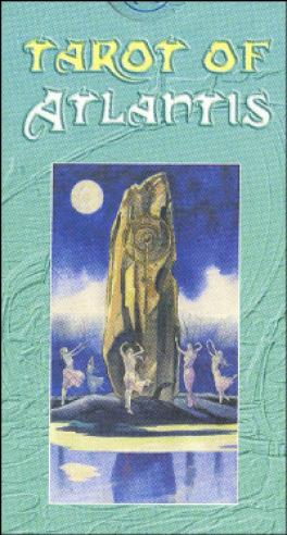 TAROT OF ATLANTIS (CODE: EX 88)