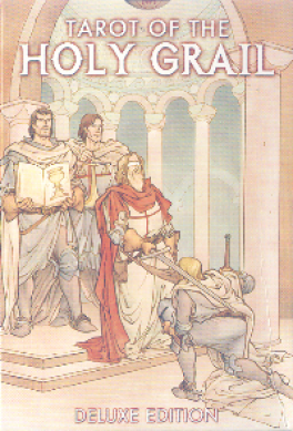 TAROT OF THE HOLY GRAIL (CODE: DL06)