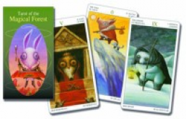 TAROT OF THE MAGICAL FOREST (CODE: EX159)