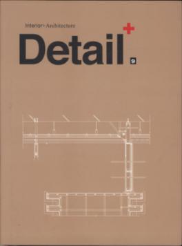 DETAIL+INTERIOR+ARCHITECTURE: VOLUME 9