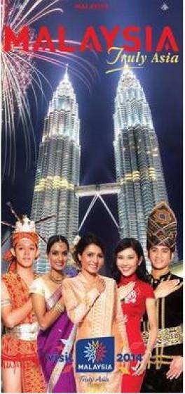 ODYSSEY MAPS: MALAYSIA TRULY ASIA