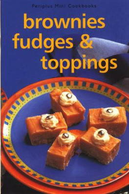 MINI CBS - BROWNIES FUDGES AND TOPPINGS