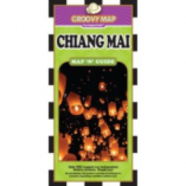 GROOVY MAP: CHIANG MAI MAP 'N' GUIDE