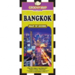 GROOVY MAP:  BANGKOK MAP 'N' GUIDE (15TH ED.)