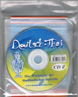 DEUTSCH-THAI: DAS WICHTGSTE DER THAILANDISCHEN SPRACHE (CDB)