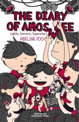 DIARY OF AMOS LEE, THE: LIGHT, CAMERA, SUPERSTAR! (4)
