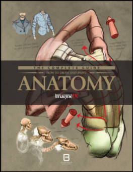 COMPLETE GUIDE, THE: HOW TO DRAW AND PAINT ANATOMY (DVB)