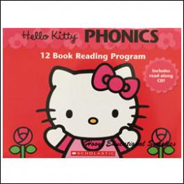 HELLO KITTY PHONICS #2 (BOX SET)