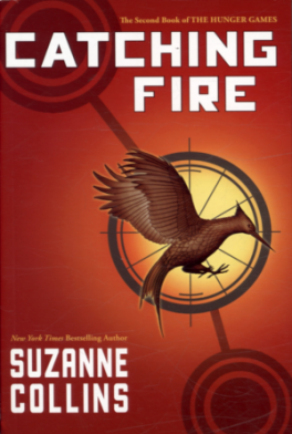 HUNGER GAMES #2, THE: CATCHING FIRE (ASIA EDITION)