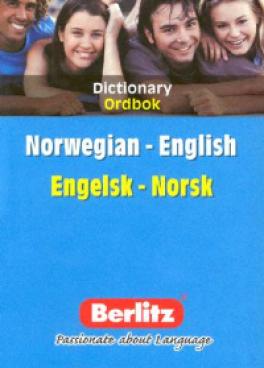 BERLITZ BILINGUAL DICTIONARY: NORWEGIAN-ENGLISH