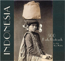 INDONESIA: 500 EARLY POSTCARDS