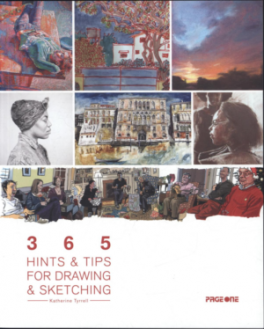 365 HINTS & TIPS FOR DRAWING & SKETCHING