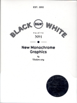 BLACK & WHITE: NEW MONOCHROME GRAPHICS