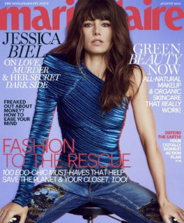 MARIE CLAIRE (M-USA)