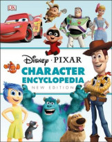 Disney Pixar Character Encyclopedia Dk Asiabooks Com