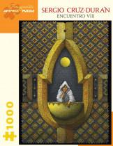 ARTPIECE PUZZLE: SERGIO CRUZ-DURAN: ENCUENTRO VIII (1,000P)