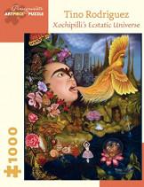 ARTPIECE PUZZLE: TINO RODRIGUEZ: XOCHIPILLI'S ECSTATIC UNIVERSE (1,000P)