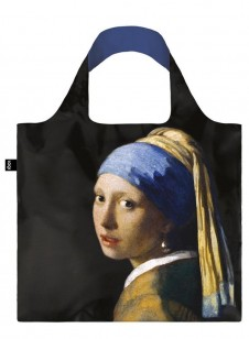 LOQI BAG JOHANNES VERMEER GIRL WITH A PEARL EARRING