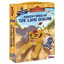 ADVENTURES OF THE LION GUARD BOX SET [3-5]