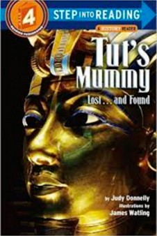 TUT'S MUMMY: LOST...AND FOUND (SIR 4)