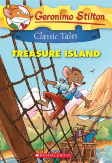 GERONIMO STILTON CLASSICS: TRASURE ISLAND