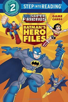 DC SUPER FRIENDS: BATMAN'S HERO FILES (SIR 2)